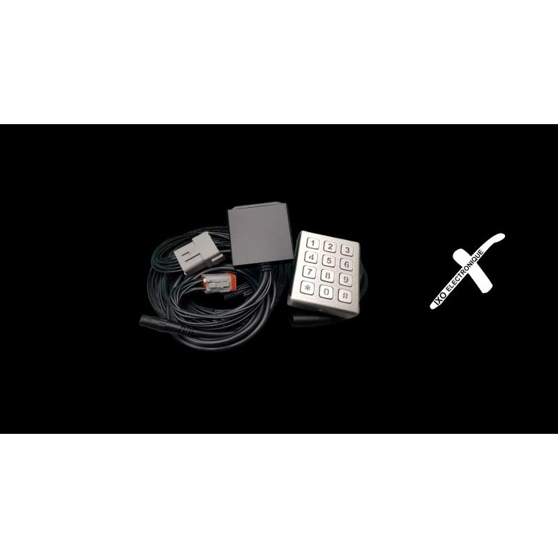 Coupe-circuits XO24 de XOTP pour engins TP