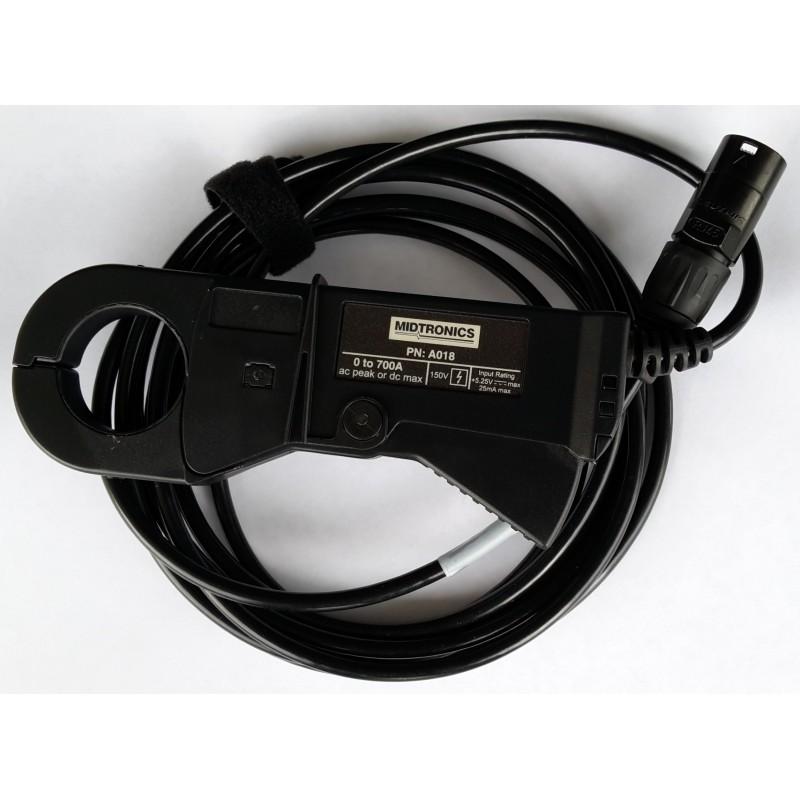 Pince ampèremétrique A018