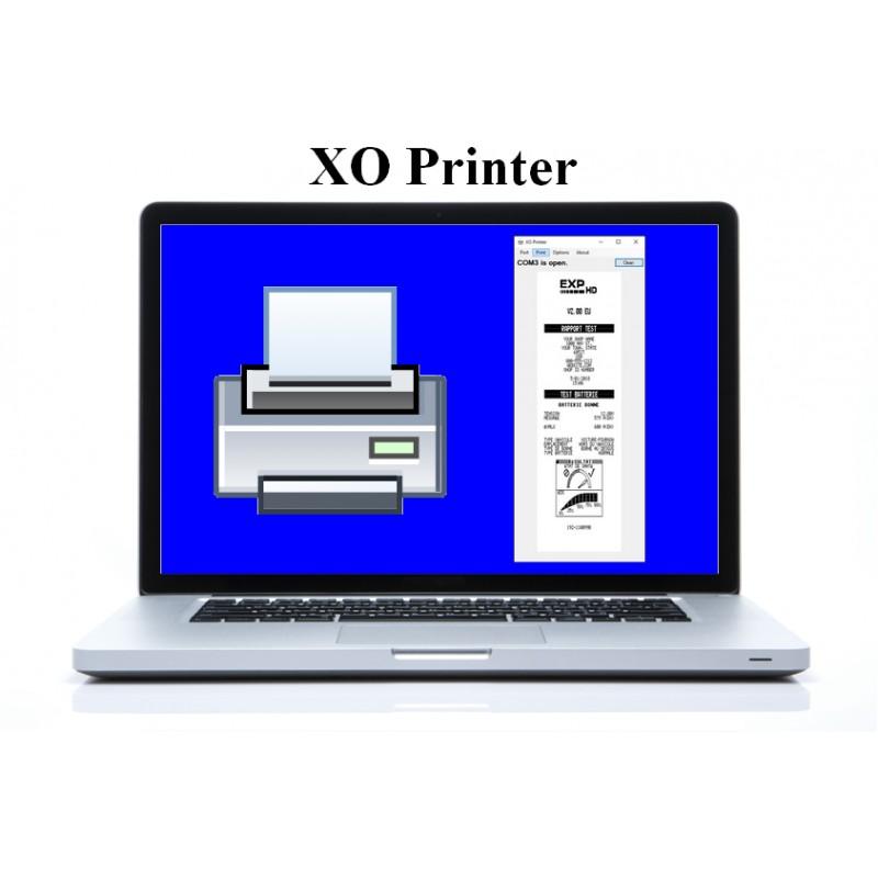 XO Printer - Imprimante virtuelle IRDA